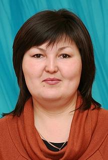 Кудашева Эльвира Мударисовна