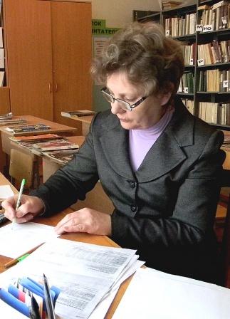 Касьянова Ольга Михайловна