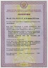 Лицензия на автобус стр. 1