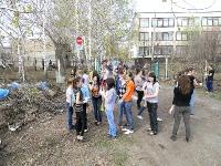Эвакуаторщики школьного мусора