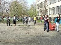 Эвакуация мусора продолжается...